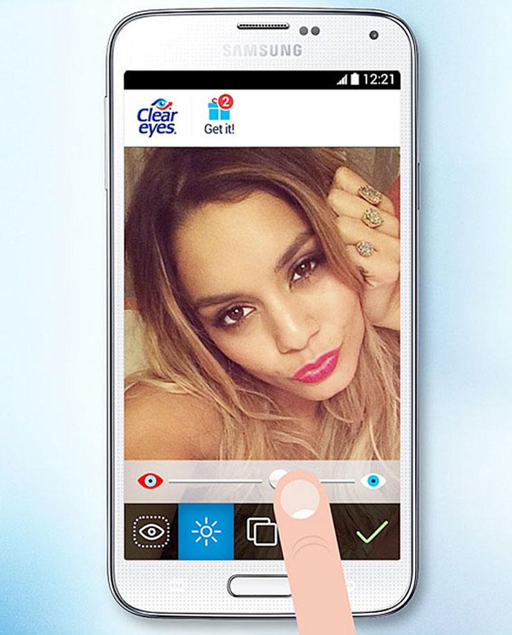 Clear Eyes App